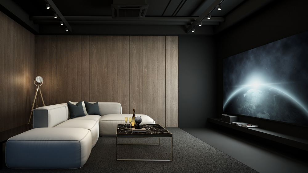 Hire Only Qualified Technicians for a Home Theatre Installation in Bellevue